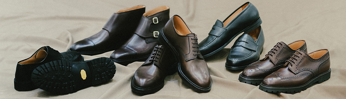 Crockett & Jones x Tärnsjö Garveri